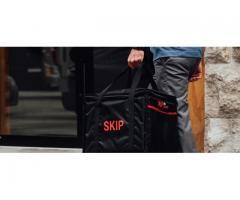 Skip Delivery Driver - Be your own boss!